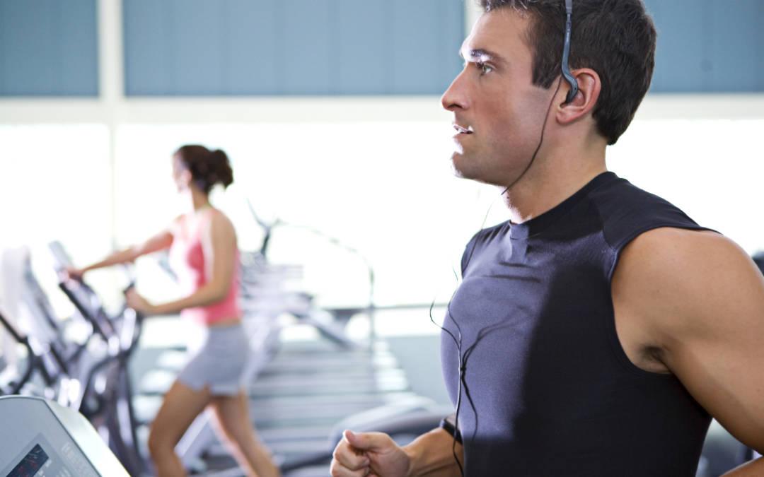 Bieganie z muzyką na uszach