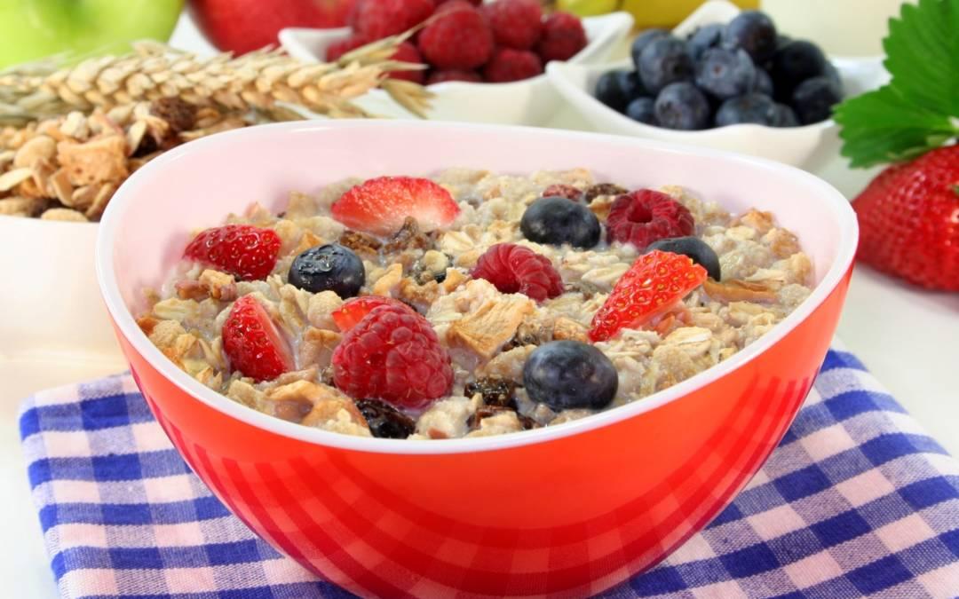 Smaczne i zdrowe śniadanie