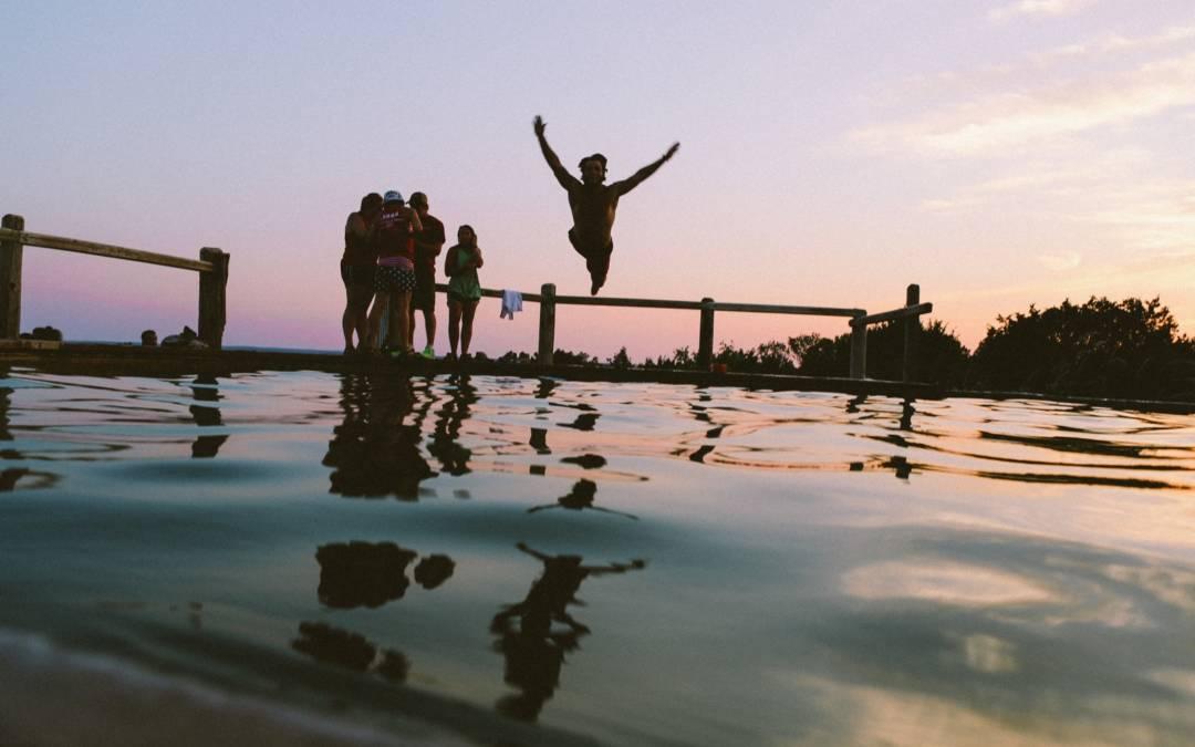 Szkółka pływania by IronMan