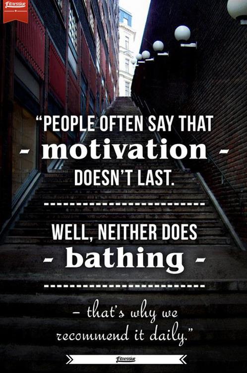 W poszukiwaniu motywacji