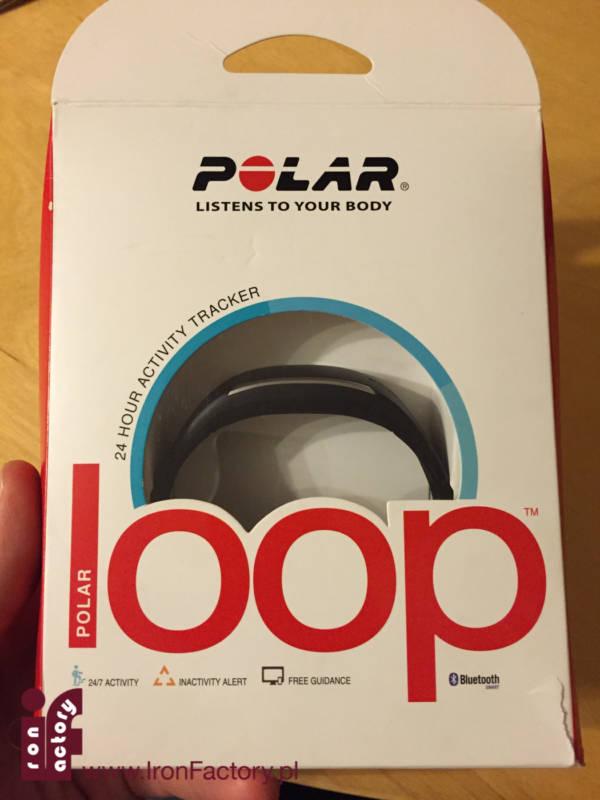 Polar Loop pudełko