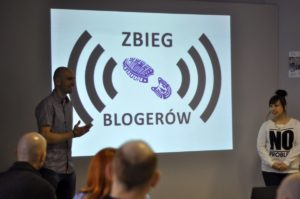 Zbieg blogerów Gdańsk