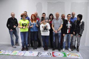 Zbieg blogerów - wszyscy razem