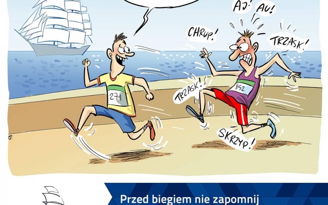 Biegnij fair na GP Gdyni (i nie tylko)