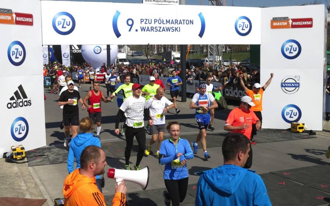 Mój trening – ostatnie szlify przed półmaratonem