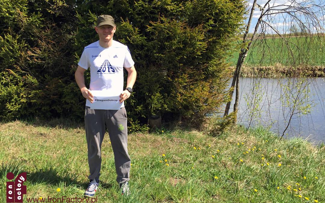 #BiegamDobrze – charytatywna akcja Fundacji Maraton Warszawski