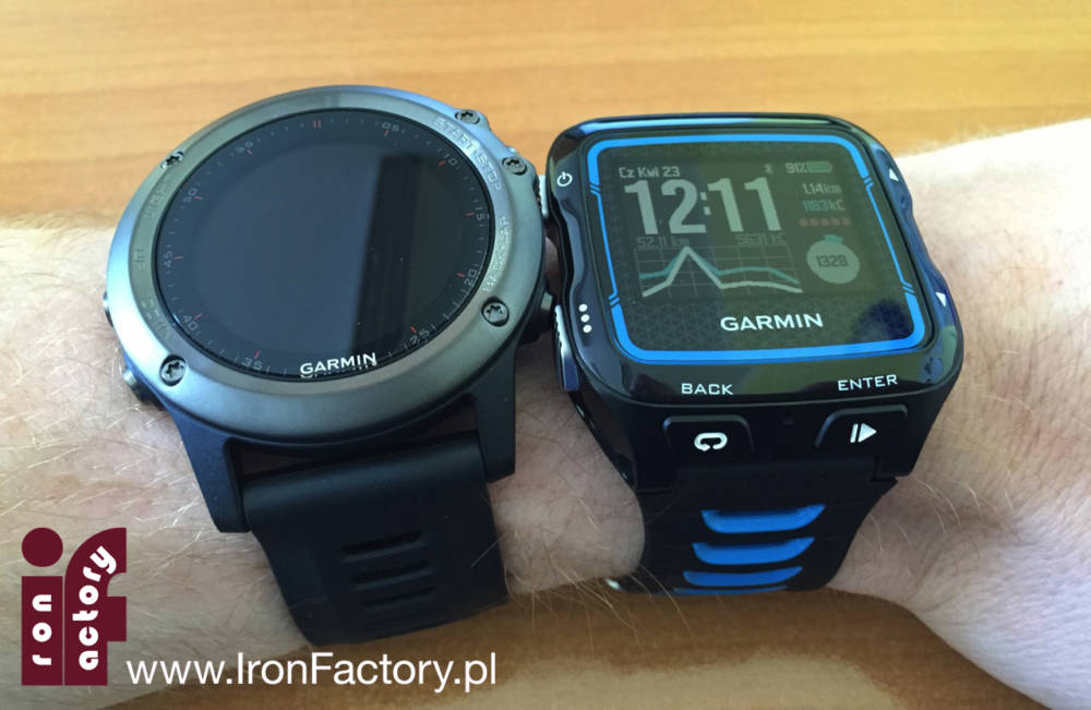 Garmin 920xt vs fenix3