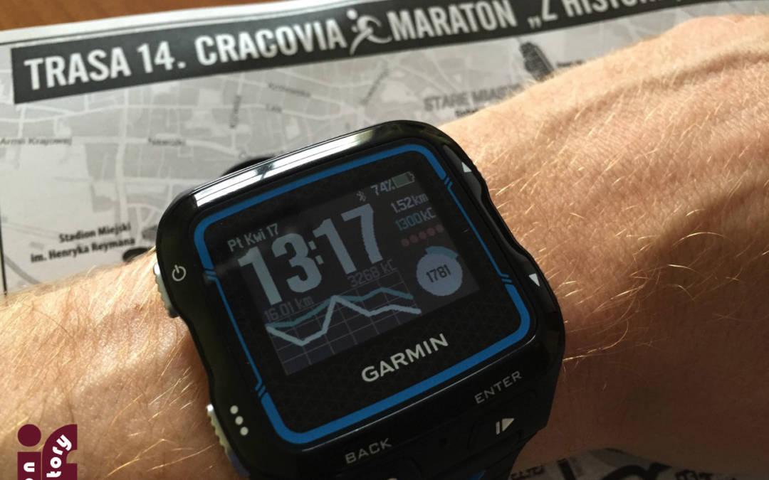 Garmin 920XT – recenzja zegarka triathlonowego