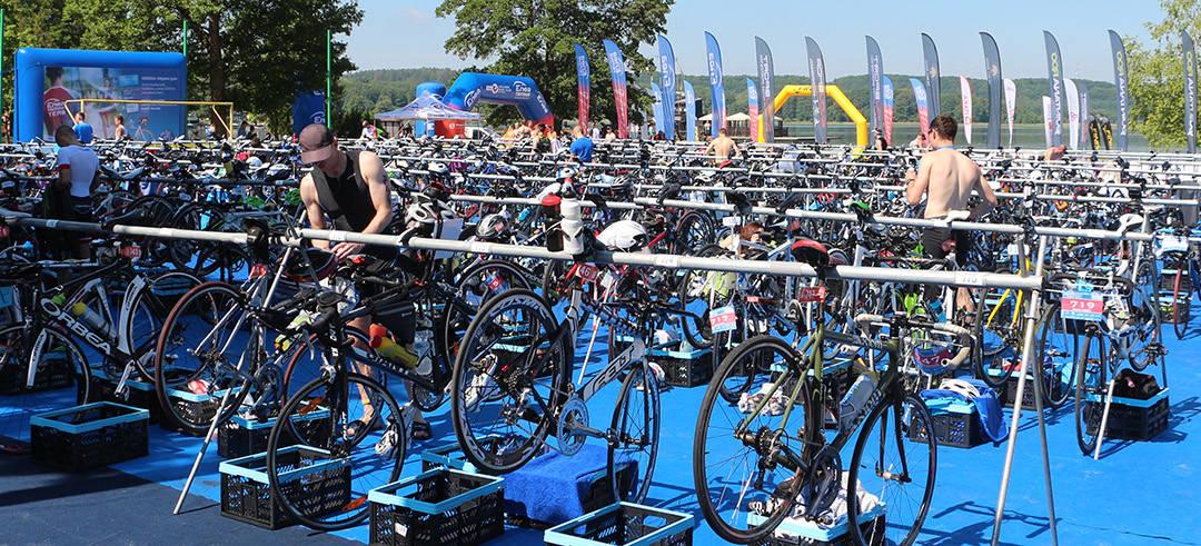 Jak zadebiutować w triathlonie: logistyka (przed)startowa