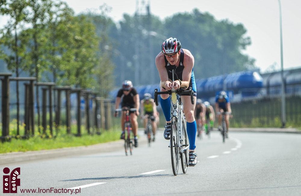 Herbalife Ironman Gdynia 2015 – start na dystansie sprinterskim