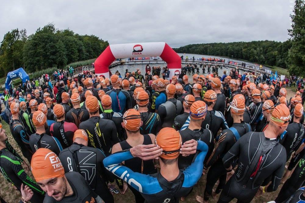 Prime Food Triathlon Przechlewo – debiut na dystansie olimpijskim