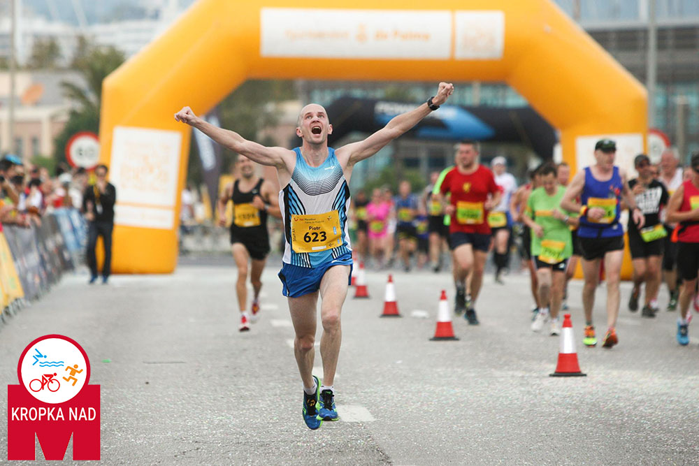 KnM #04 – Turystyka maratońska. Gdzie biegać, co zwiedzać – Piotr Suchenia