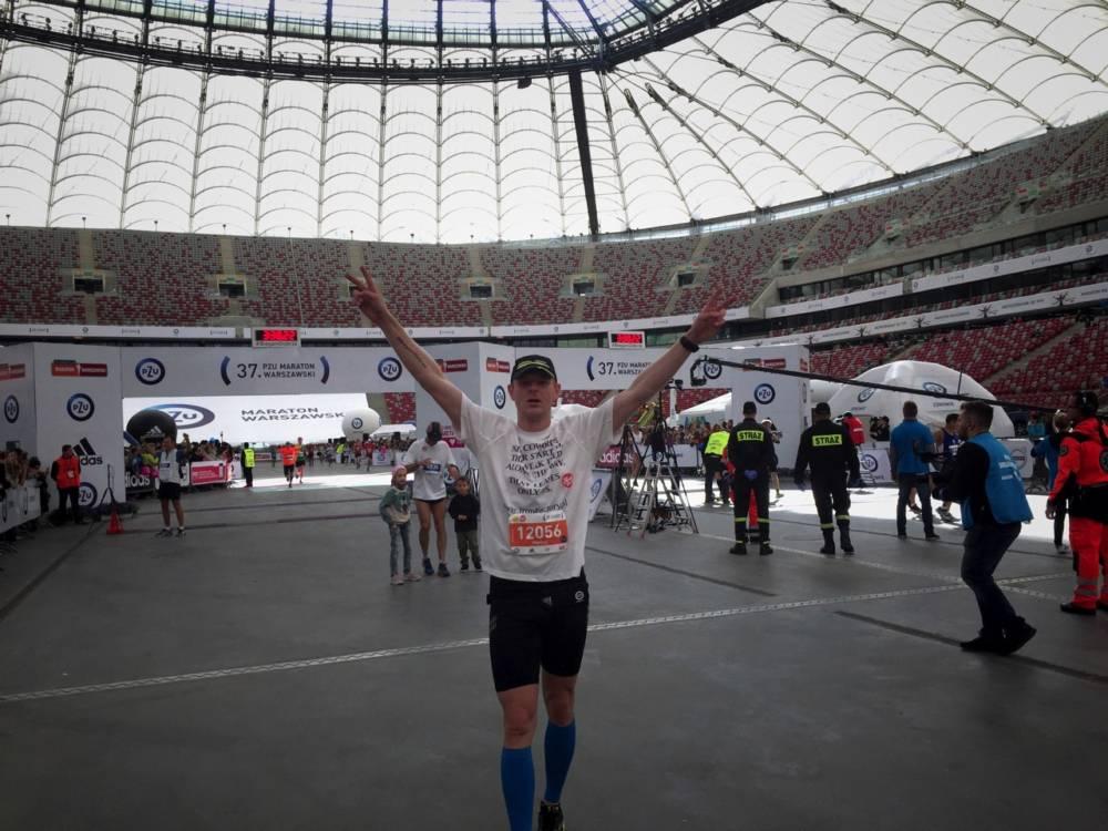 37. Maraton Warszawski – czyli jak nie biegać maratonów