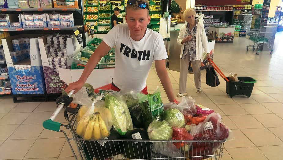 KnM #12 – Weganizm na dystansie ultra – Adam Sułowski vel Strąk Man (cz. 2)
