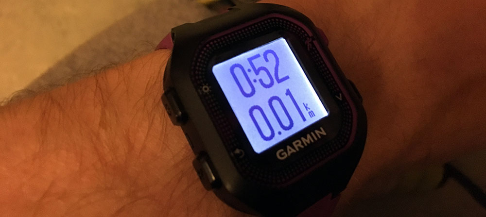 Recenzja Garmin Forerunner 25 – mój pierwszy zegarek
