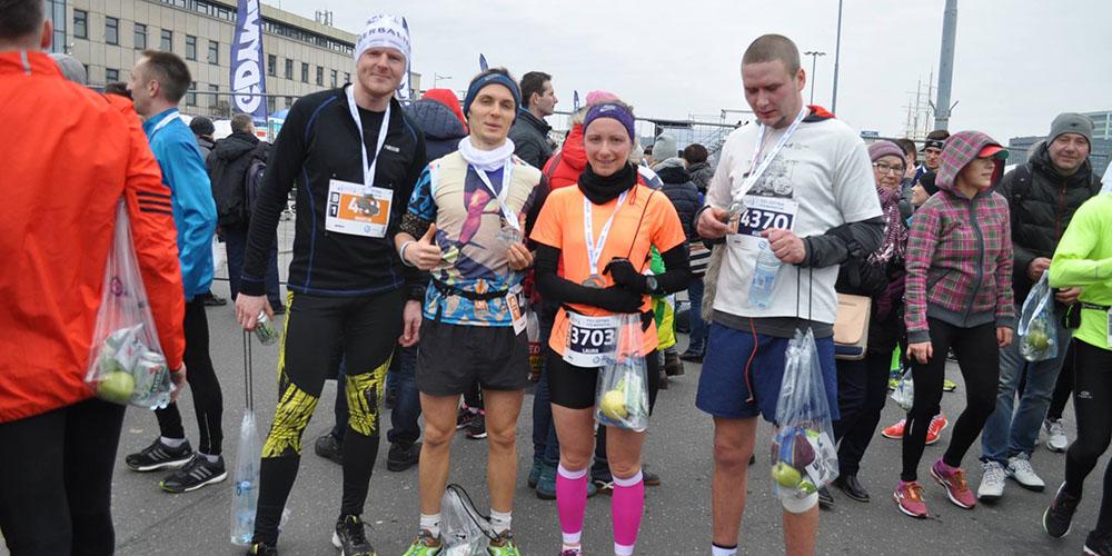 PZU Półmaraton Gdynia 2016 – o tym jak zostałem z tyłu