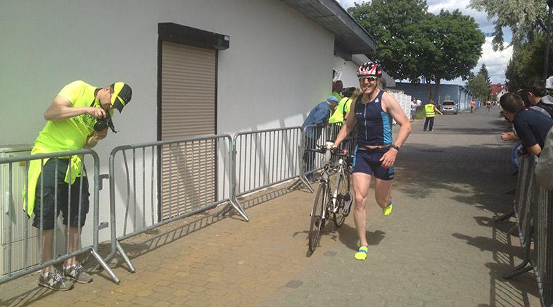 Triathlon Charzykowy – nareszcie jakaś nowa życiówka ;)