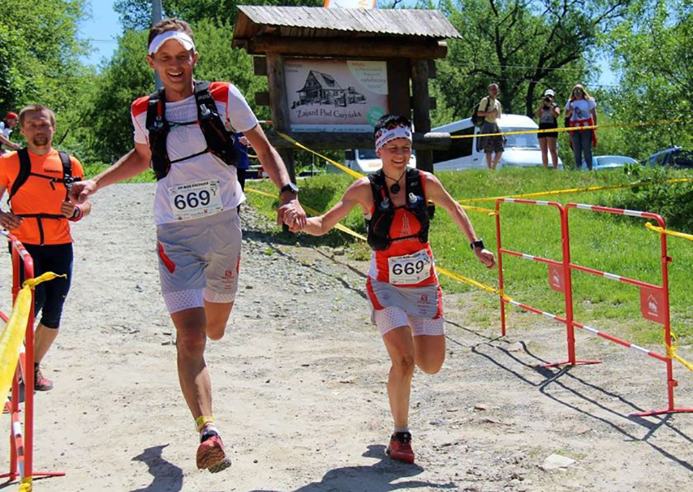 KnM #19 – Trening i dziwne przygody ultramaratończyków – Magda Łączak i Paweł Dybek