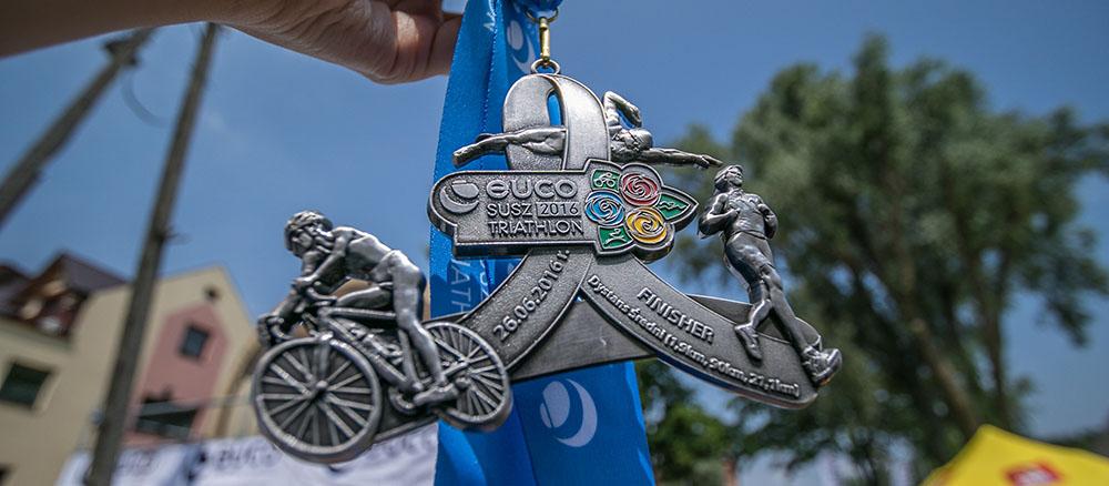 Triathlon Susz – udany debiut na dystansie połówki Ironman