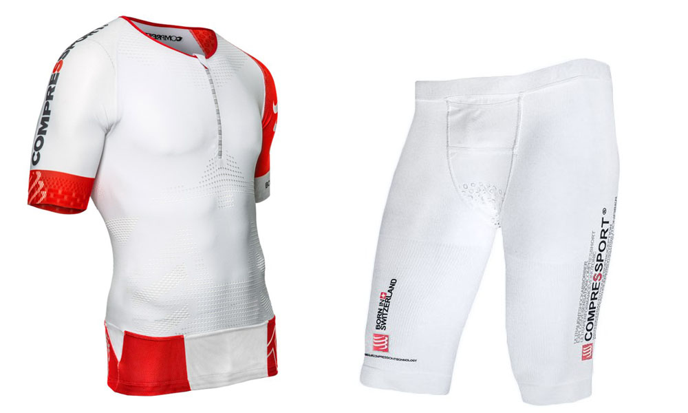 Compressport Aero Top i Compressport Pro Racing shorts – recenzja stroju startowego