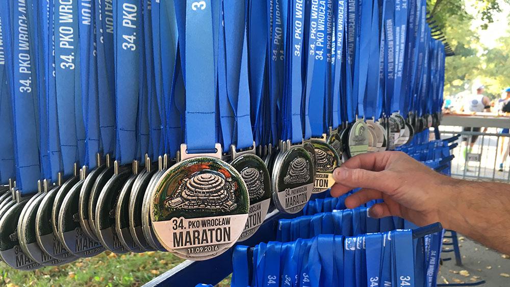 KnM #20 – Jak nie biegać maratonów, czyli rozmowa o Maratonie Wrocławskim i nie tylko