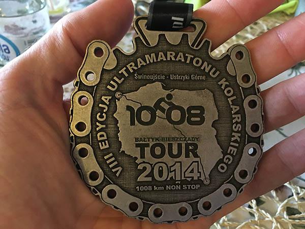Medal za BBT 2014.