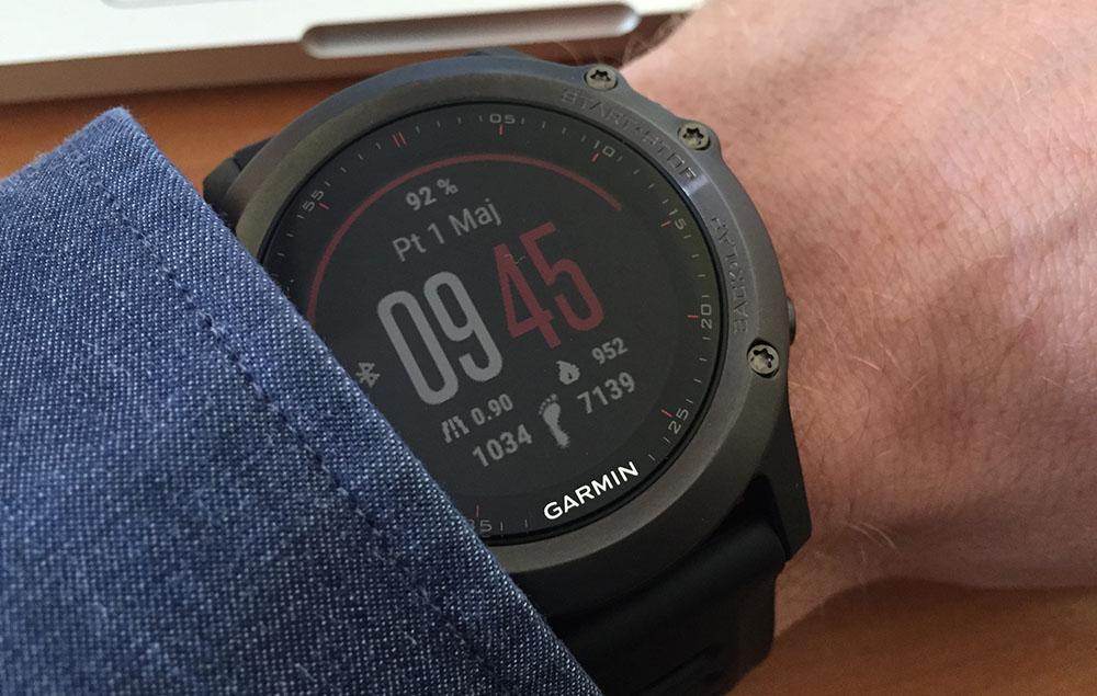 Recenzja zegarka Garmin Fenix 3 (i test porównawczy z 920XT)