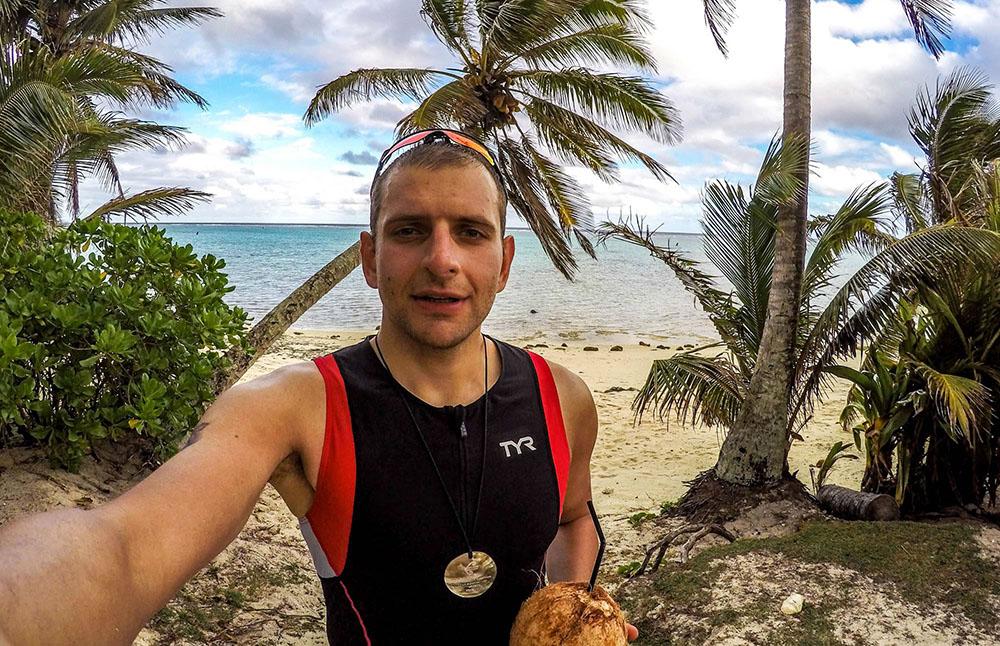 KnM #30 – Triathlon w rytmie vege na Nowej Zelandii – Paweł Chalacis