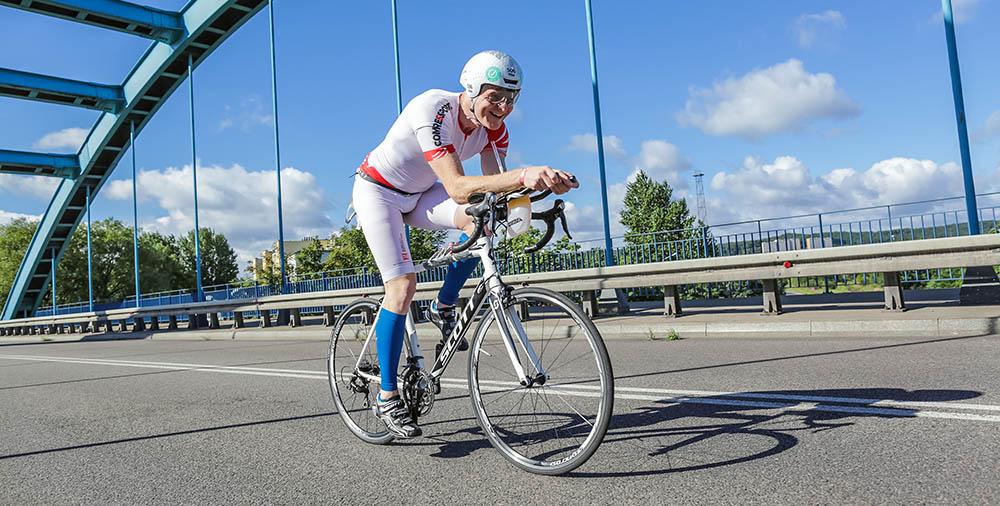 Jak używam zegarka sportowego? Rower i trenażer.