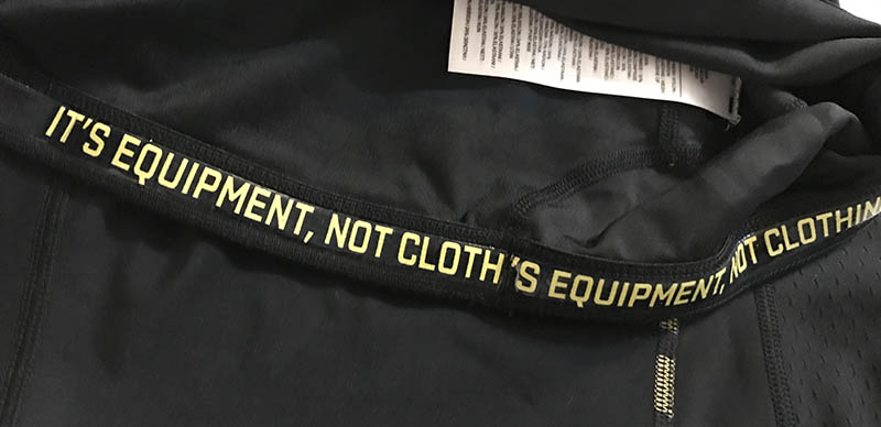 skins equipment not clothing