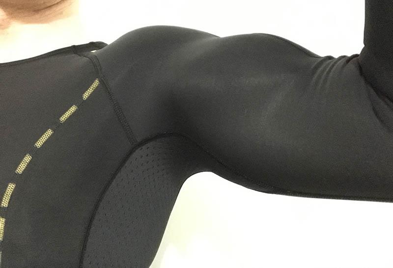 skins long sleeve biceps