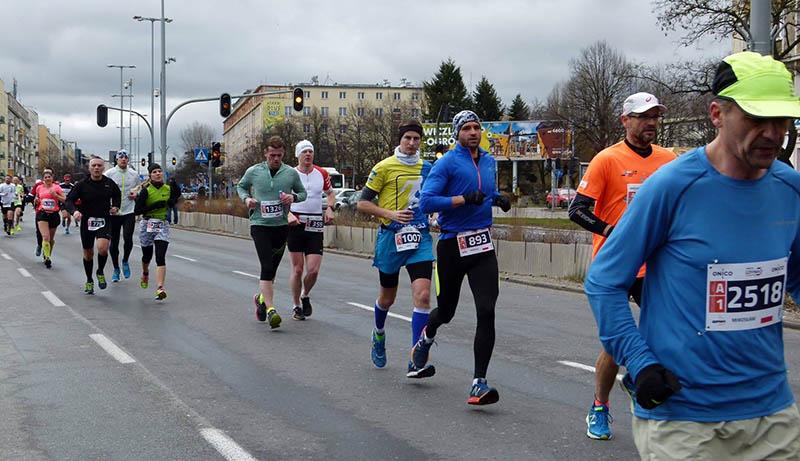 onico półmaraton gdynia władysława iv