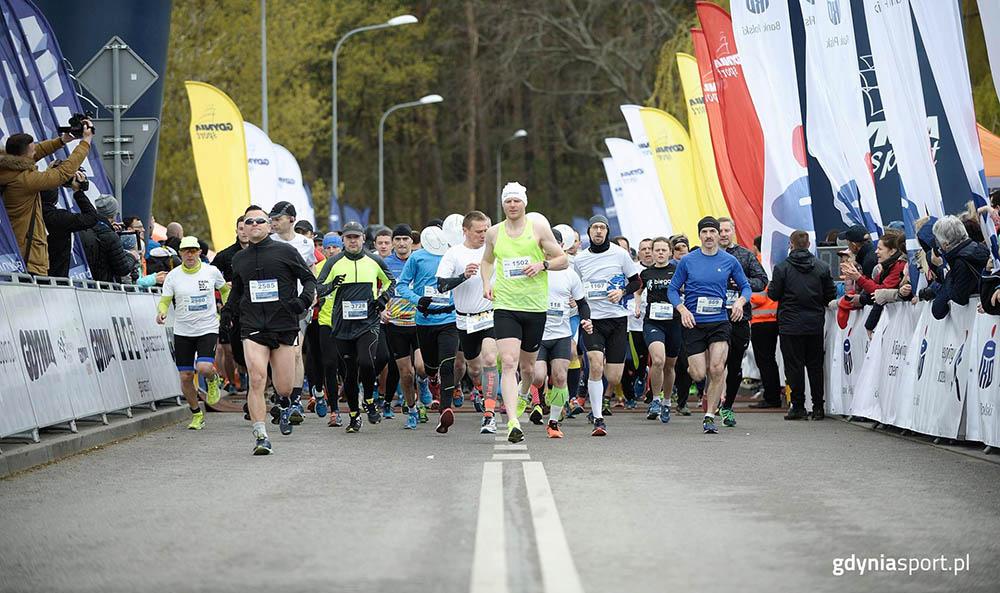 Bieg Europejski w Gdyni 2017 – 5 sekund od życiówki