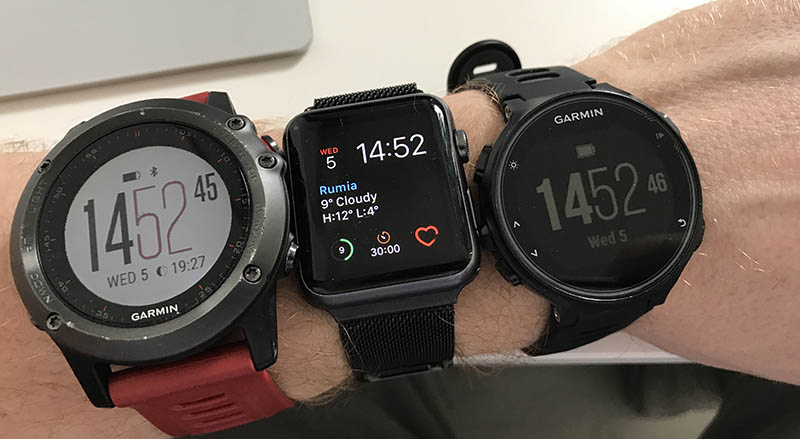 cyferblat fenix 3 735xt apple watch