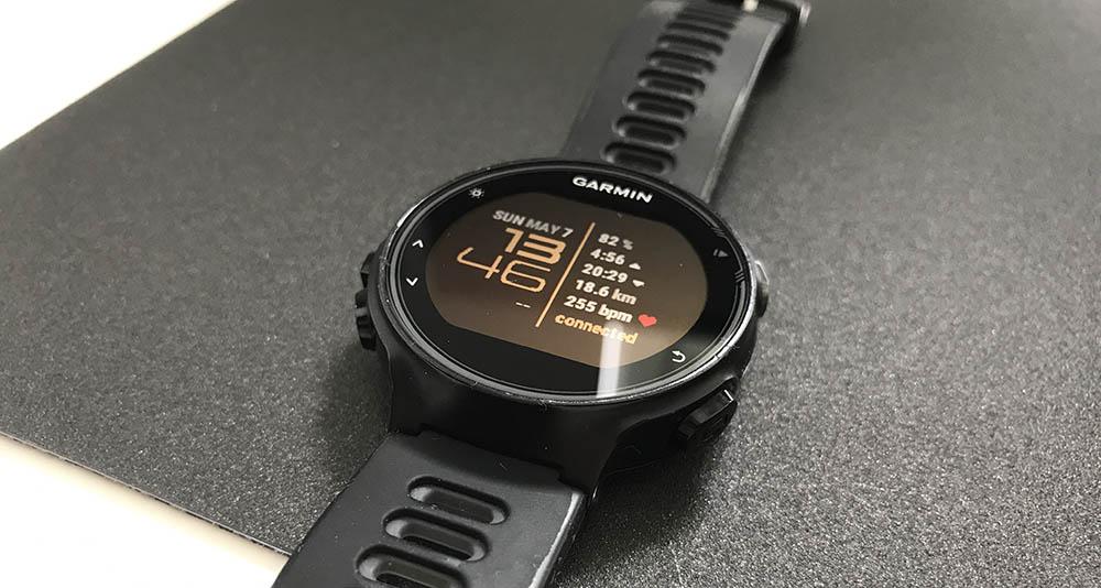 Recenzja Garmin 735xt – test zegarka triathlonowego wagi lekkiej