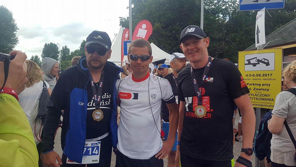 Ironman Gdynia 2017 – miejsce, w którym spełniły sięmarzenia