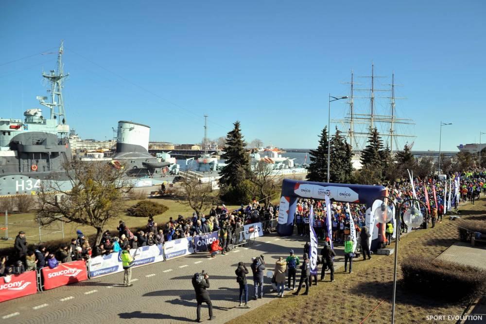 Onico Półmaraton Gdynia – dłuższa droga do słabszego wyniku