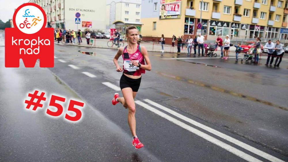 KnM #55 – Plusy i minusy bycia w elicie gdy przychodzi czas na przerwę – Marta Krawczyńska