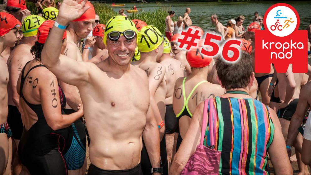 KnM #56 – Problemy i możliwości dorosłych pływaków – Andrzej Skorykow