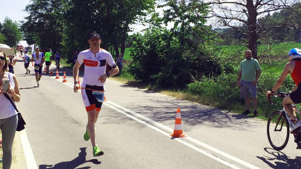 Przywitanie się z ⅛ IM i początek sezonu triathlonowego