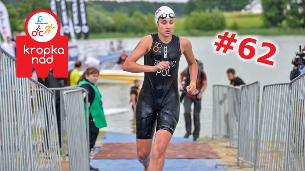 KnM #62 – Ile i jak pływać, by pływać szybciej – Joanna Skutkiewicz
