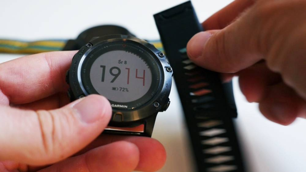 Recenzja Garmin Fenix 5x – świetny zegarek… ale nie do triathlonu
