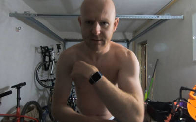 Apple Watch na rowerze – czy to zadziała?