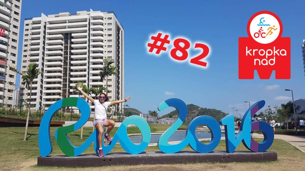 KnM #82 – Od Igrzysk Olimpijskich do Ironmana – Agnieszka Jerzyk