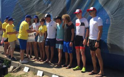 Szosą w sztafecie triathlonowej – Triathlove Cekcyn