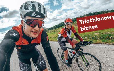 90: Za hajs z triathlonu baluj, czyli o biznesowej stronie triathlonu – Maciej Bodnar